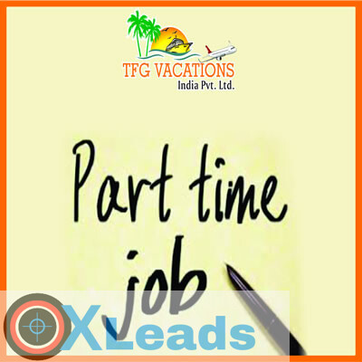 Great opportunity To Promote Tourism Part Time O