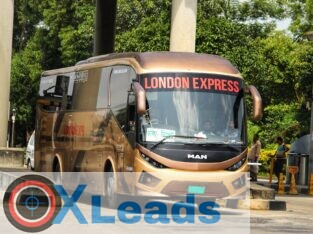 London Express Bus Ticket