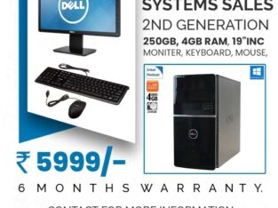 OFFICE DESKTOPS FOR SALE
