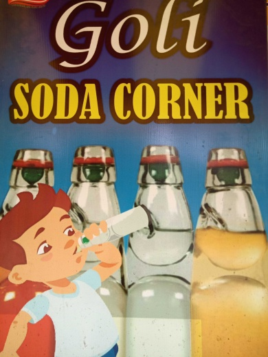 Goli Soda with door delivery