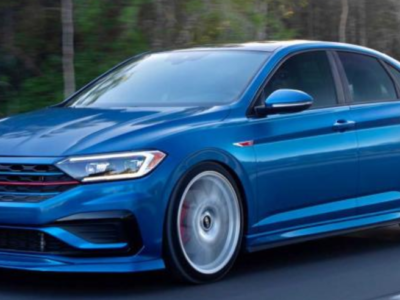 Official image of Volkswagen Jetta GLI Lagoon Blue
