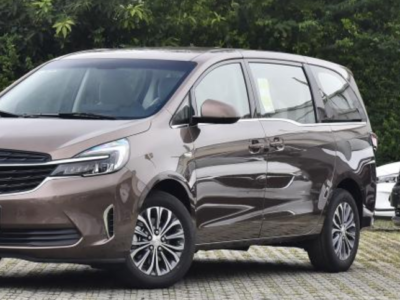 2021 Buick GL8 officially launched