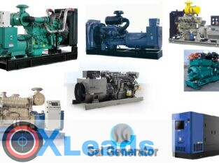 Used generators sale shree Sai Generator