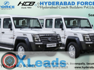 Force Motors Hyderabad – Traveller, Toffan, Gurkha