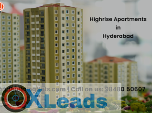 High rise apartments in Hyderabad