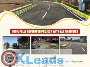 Gated community layouts near KR Puram Bangalore