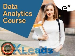ExcelR-Data Analytics Course In Pune
